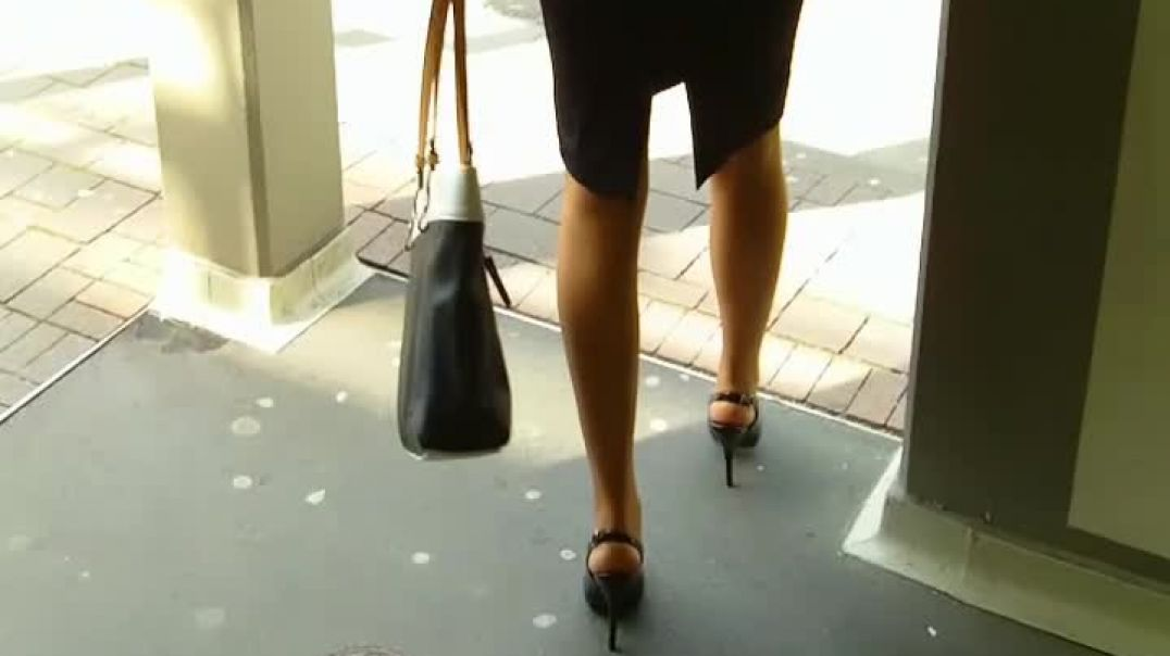 Slingpumps (12cm) in Mall (1)