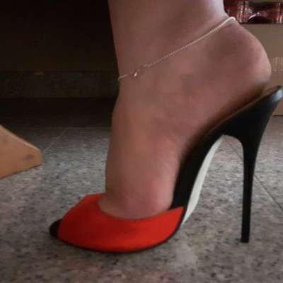 Stilettowoman bbw