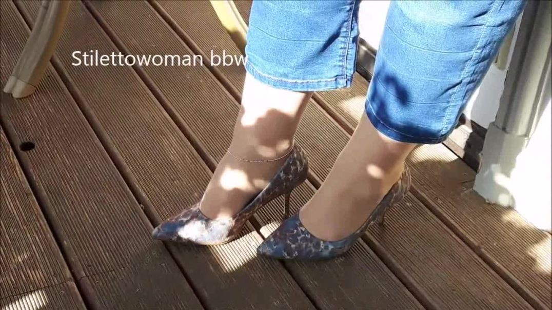 Jeans Pumps shoeplay