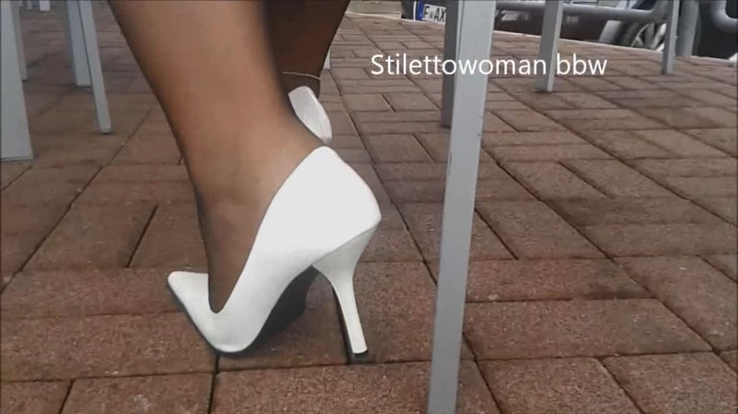 10cm Pleaser Pumps shoeplay, dangling popping