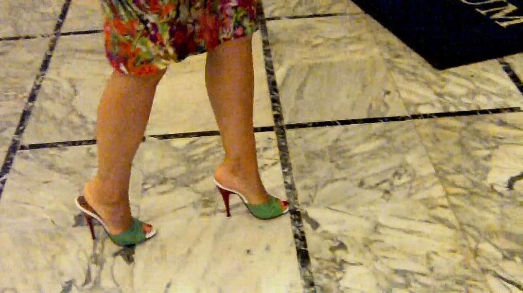 Italy Mules (13cm) (2) in Tenerife Hotel