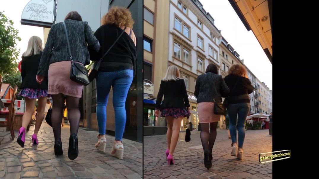 Gaborgirlstube Street Candid  - Sex and the City - 4K