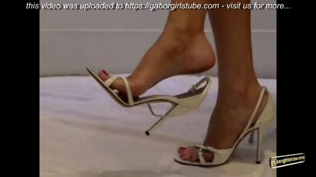 Confessions of a studio apprentice -  Strappy High Heels