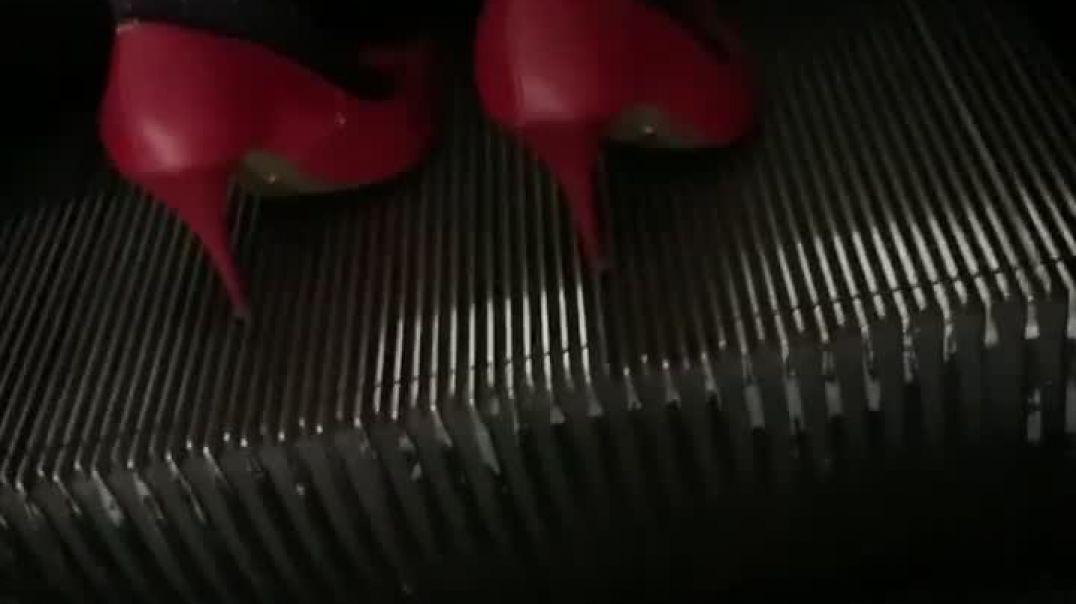escarpins chaussette