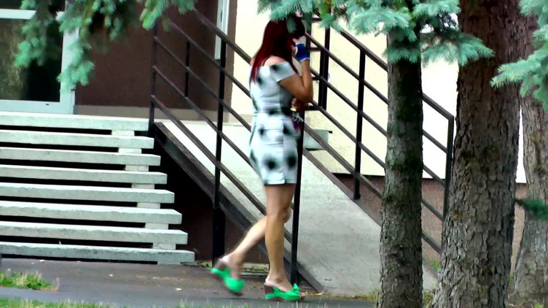 Candid Pervert (Neighbour's New Wedges)