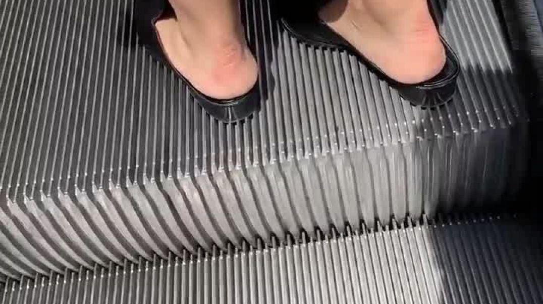 mules plates escalier