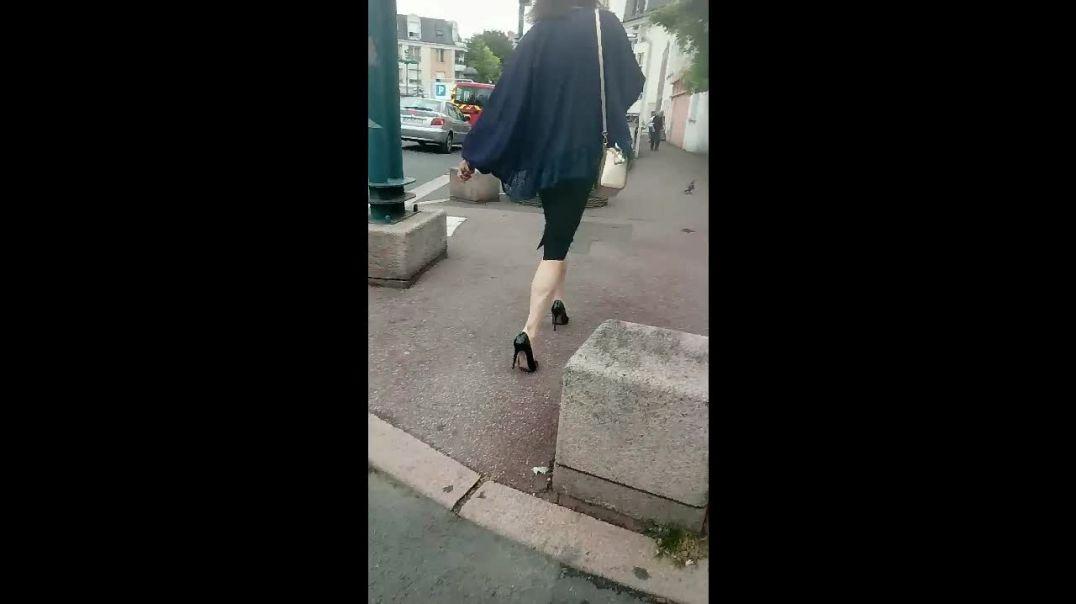 classy high heels