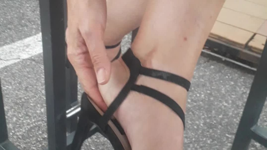 sandal touch