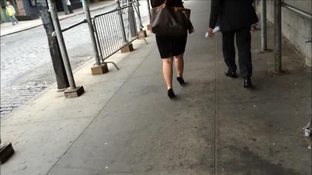 Feet slipping out of heels